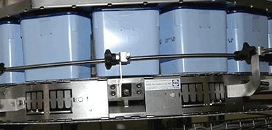 FlexLink Edelstahl Kettenförderer