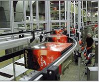 Kettenförderer MS Plus Automation